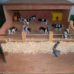 Starter farm,wooden farm. toy farm set
