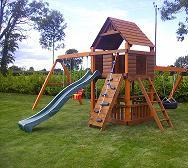 Premium Climbing Frames and Play Centres (domestic )
