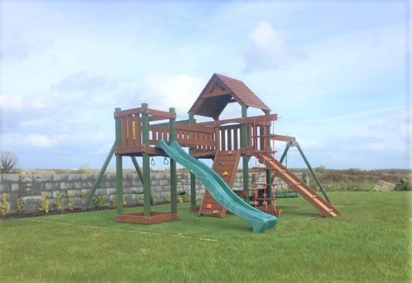 Pioneer climping frame junglegym by STTSwings Carlow