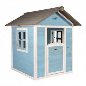Sunny Lodge Playhouse Blue White