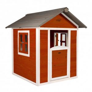 Sunny Lodge Playhouse Red