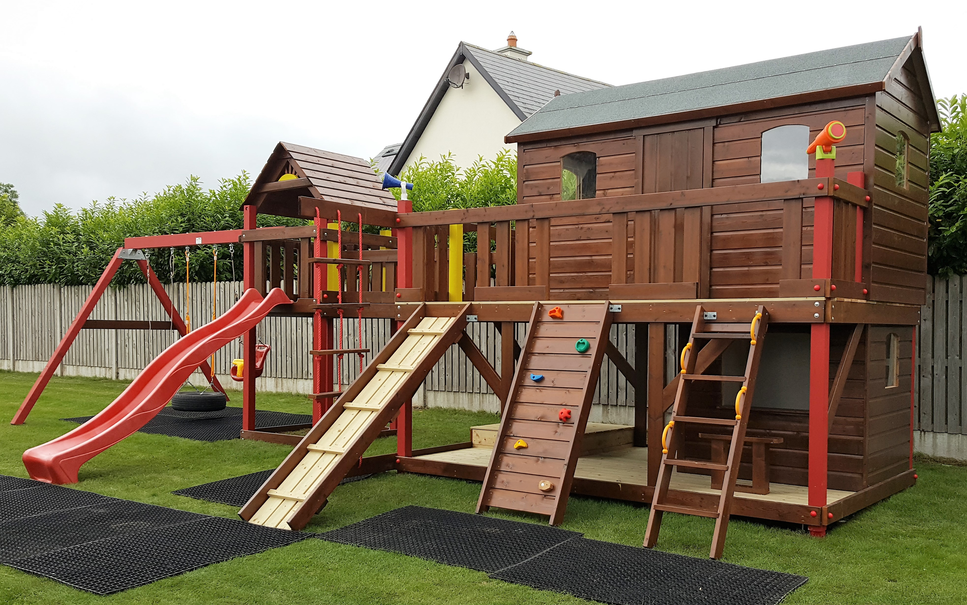 Magnificent Tree House Lilly Sttswings Outdoor Playground Equipment Download Free Architecture Designs Scobabritishbridgeorg
