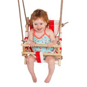 KBT Canvas Baby Seat sttswings