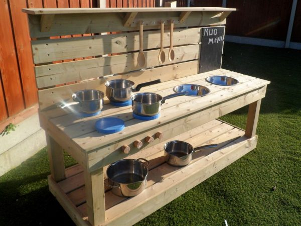 Mud Kitchen STTSwings