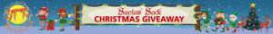 Santas Sack Christmas Giveaway