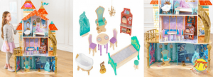 Disney® Princess Ariel Land to Sea Castle Dollhouse