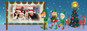 Family Christmas Competition banner
