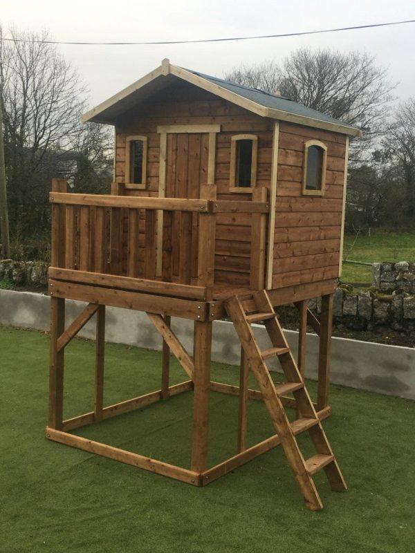 STT Swings tree house