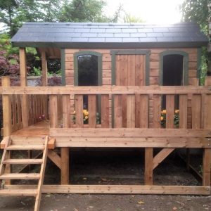 New tree house playhouse sttswings