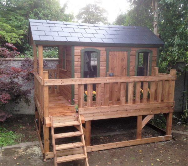 New tree house playhouse sttswings