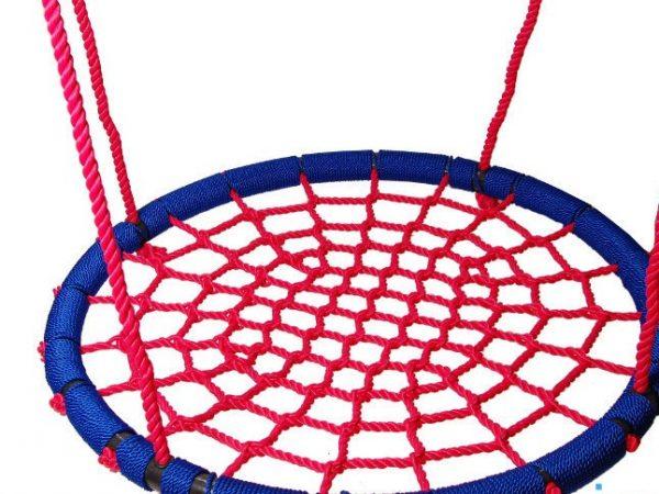 nest basket swing