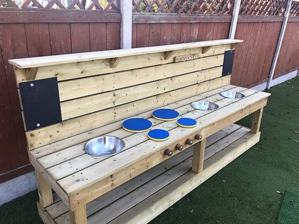 Extra large mud kitchen sttswings