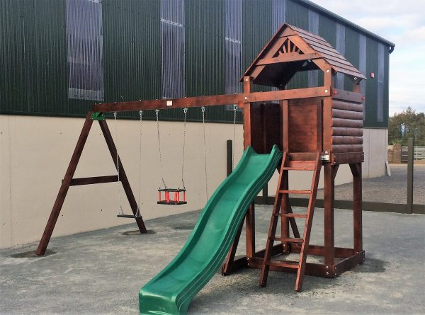 The Gem Commercial Jungle Gym STTSwings