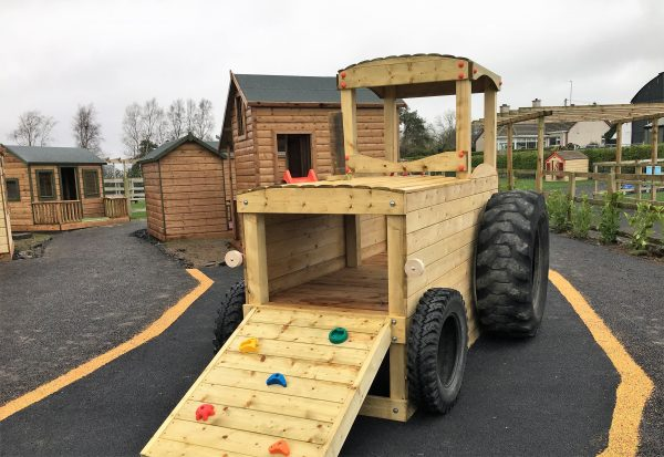 Tractor play centre creche sttswings