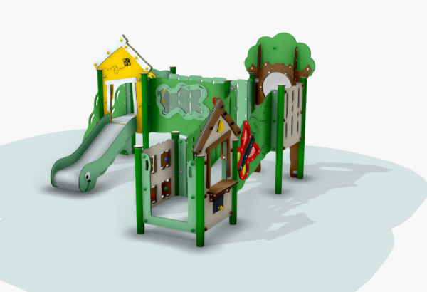 Mini Play Fillipa sttswings