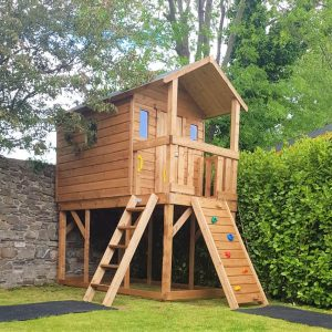 Deluxe Tree-house STTSwings Ireland