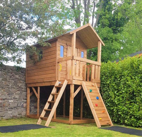 Deluxe Tree-house STTSwings Ireland