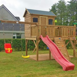 Treehouse Adam flat-packed sttswings Carlow