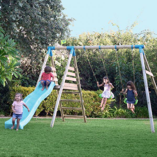 STTSwings swing and slide set