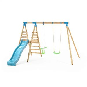 Alice Swing slide set with see saw sttswings