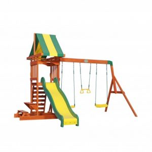 Sunnydale Playtower and Swings