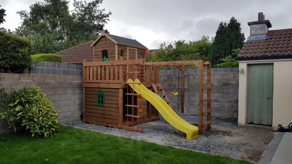 Custom Built Treehouse