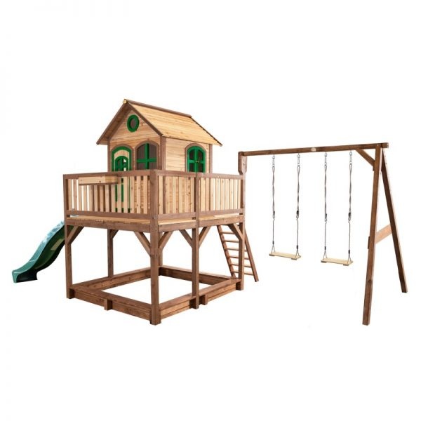 Playhouse Liam (with Double Swing)
